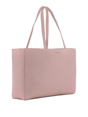 Orciani: totes bags online - Soft pesco leather E/W tote bag