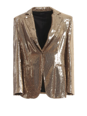 f1b5cb1346b6 P.A.R.O.S.H.: giacche blazer - Blazer Pille in full paillettes