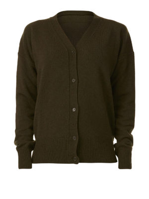 P.A.R.O.S.H.: cardigan - Cardigan Lafox in lana e cashmere