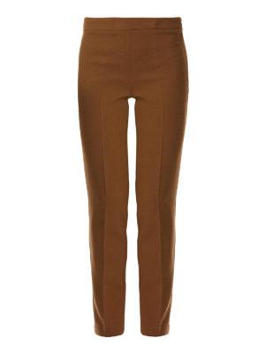 P.A.R.O.S.H.: pantaloni casual - Pantaloni Lachix a gamba dritta in misto lana