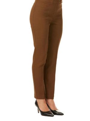 P.A.R.O.S.H.: pantaloni casual online - Pantaloni Lachix a gamba dritta in misto lana