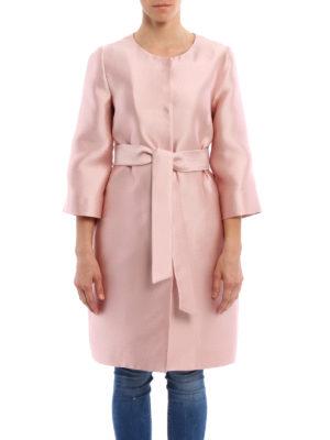 P.A.R.O.S.H.: short coats online - Picabiax duchesse coat