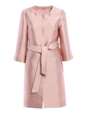 P.A.R.O.S.H.: short coats - Picabiax duchesse coat