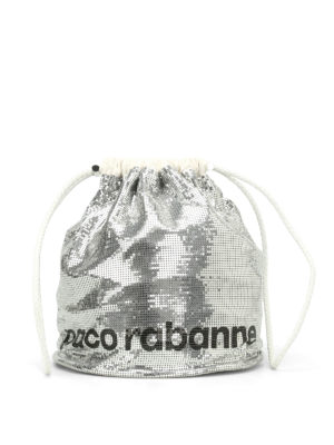 Paco Rabanne: Bucket bags - Reversible bucket bag