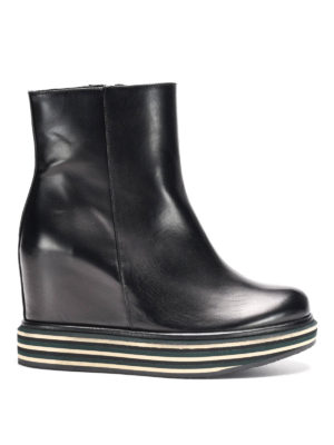 Paloma Barcelò: ankle boots - Virginia brushed leather bootie