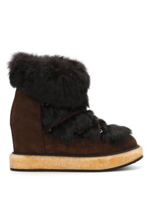 Paloma Barcelò: boots - Kansas boots