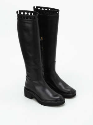 Paloma Barcelò: boots online - Missouri brushed leather boots