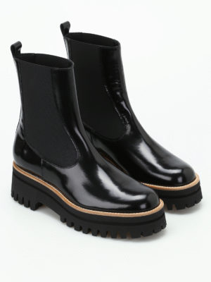 Paloma Barcelò: boots online - Niger Rockets maxi lug sole boots