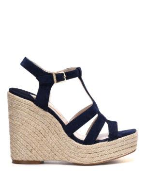 Paloma Barcelò: espadrilles - Ferelle jute wedge sandals