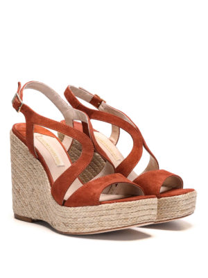Paloma Barcelò: espadrilles online - Fedry jute wedge sandals