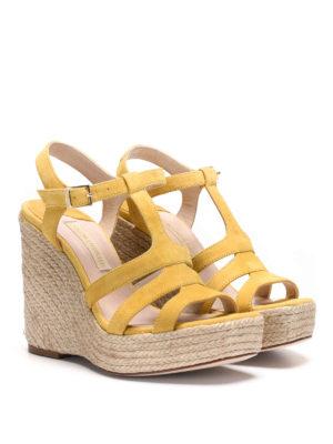 Paloma Barcelò: espadrilles online - Ferelle jute wedge sandal