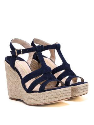 Paloma Barcelò: espadrilles online - Ferelle jute wedge sandals