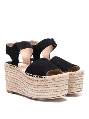 Paloma Barcelò: espadrilles online - Grabrielle jute wedge sandals