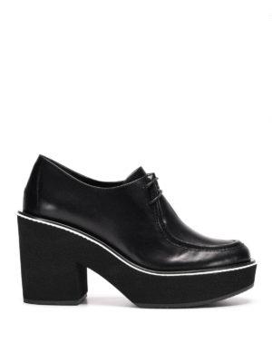 Paloma Barcelò: lace-ups shoes - Montana heeled lace-ups