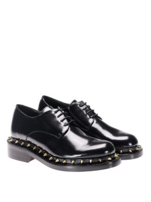 Paloma Barcelò: lace-ups shoes online - Quim Glory studded Derby shoes