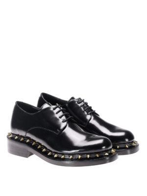 Paloma Barcelò: lace-ups shoes online - Quim Glory studded Derby shoes
