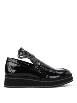 Paloma Barcelò: Loafers & Slippers - Jurua patent leather loafers