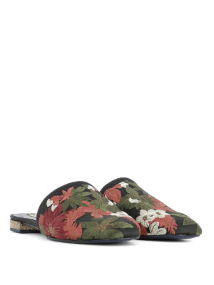 Paloma Barcelò: Loafers & Slippers online - Corse open back slippers