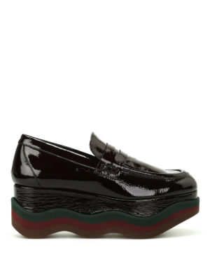 Paloma Barcelò: Loafers & Slippers - Rubicone Collins wedge loafers
