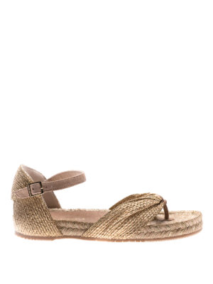 Paloma Barcelò: sandals - Clinopodio thong sandals