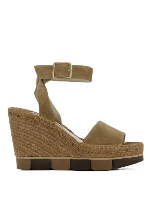 Paloma Barcelò: sandals - Lisette wedge sandals