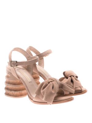 Paloma Barcelò: sandals online - Begonia sandals with bow