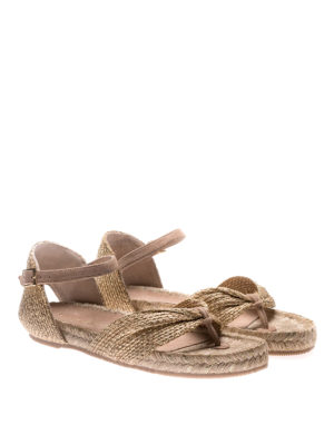 Paloma Barcelò: sandals online - Clinopodio thong sandals