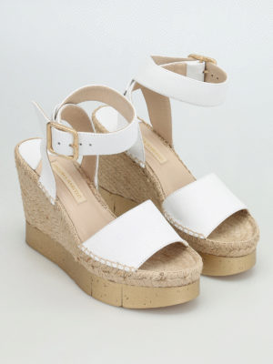 Paloma Barcelò: sandals online - Lisette leather wedges