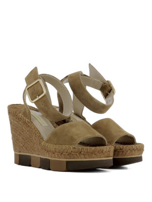 Paloma Barcelò: sandals online - Lisette wedge sandals