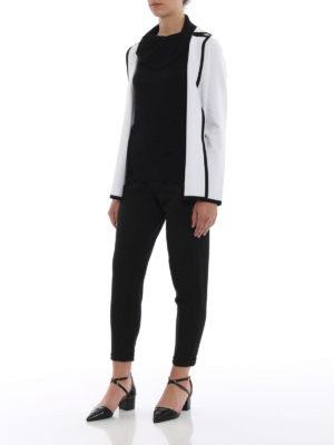 Paolo Fiorillo Capri: blazers online - Knitted viscose blazer