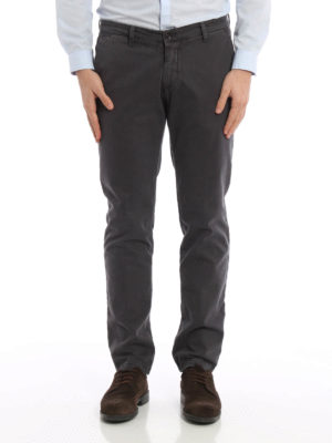 Paolo Fiorillo Capri: casual trousers online - Slim fit chino trousers