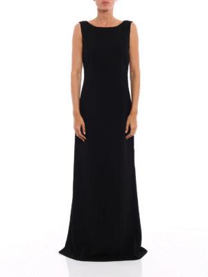 Paolo Fiorillo Capri: evening dresses online - Crepe cady long dress