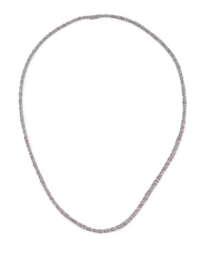 Paolo Fiorillo Capri: Necklaces & Chokers online - Embellished wool necklace