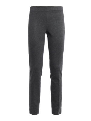 Paolo Fiorillo Capri: Tailored & Formal trousers - Jersey trousers