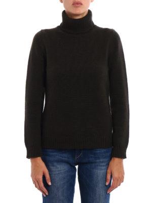 Paolo Fiorillo Capri: Turtlenecks & Polo necks online - Wool silk and cashmere turtleneck