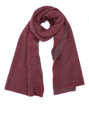 Paolo Fiorillo: sciarpe e foulard - Sciarpa misto viscosa con lurex