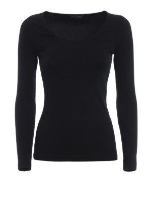 Paolo Fiorillo: t-shirt - T-shirt manica lunga in cotone