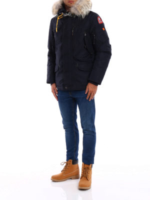 Parajumpers: padded coats online - Right Hand tech padded short coat