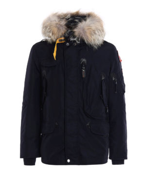 Parajumpers: padded coats - Right Hand tech padded short coat