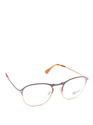 PERSOL: Occhiali - Occhiali da vista grigi 649 Series