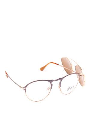 PERSOL: Occhiali - Occhiali da vista 649 Series bicolori
