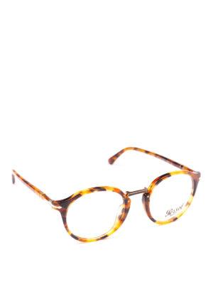 PERSOL: Occhiali - Occhiali da vista tondi Combo Evolution