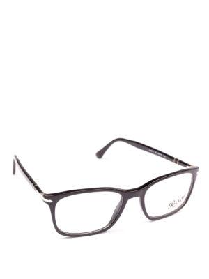 PERSOL: Occhiali - Occhiali da vista neri Token