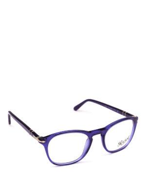 PERSOL: Occhiali - Occhiali da vista Token blu cobalto