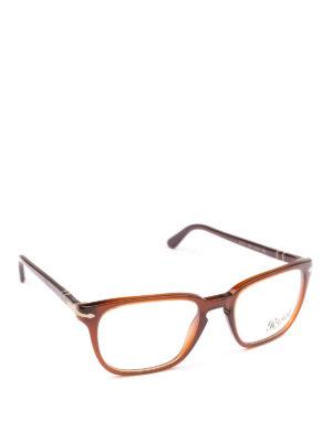 PERSOL: Occhiali - Occhiali da vista Token color avana