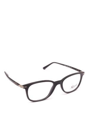 PERSOL: Occhiali - Occhiali da vista Token neri opachi