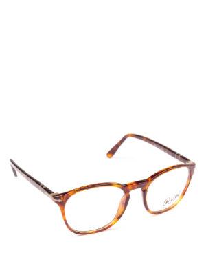 PERSOL: Occhiali - Occhiali da vista Token tartarugato