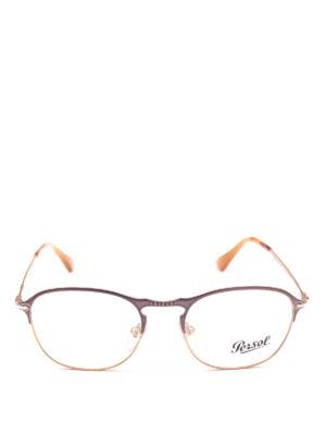 PERSOL: Occhiali online - Occhiali da vista grigi 649 Series
