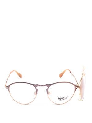 PERSOL: Occhiali online - Occhiali da vista 649 Series bicolori