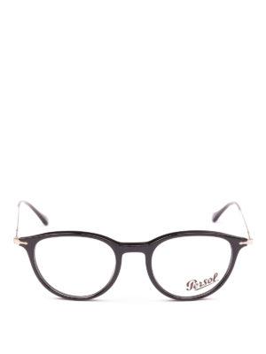 PERSOL: Occhiali online - Occhiali da vista neri panto